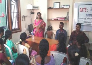 Mental Health Awareness Program for Marginalized Women in Samayanallur.