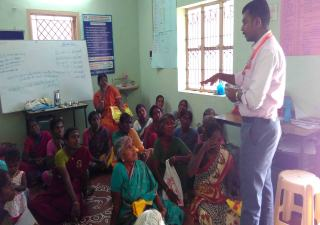 Skill training Awareness Program to SHG Members.